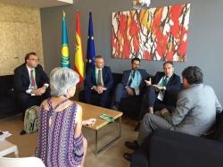 La provincia de Málaga presenta sus credenciales como destino para la inversión en el marco de la Expo Astaná 2017