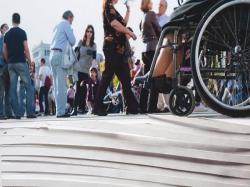 Casi 600.000 personas tienen reconocida una discapacidad igual o superior al 33%