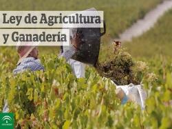 La Ley de Agricultura reforzará la posición de profesionales y fomentará la protección del suelo agrario