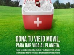 Comienza la campaña 'Dona vida al planeta', para el reciclaje de electrónica