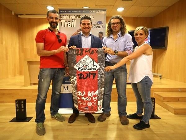 Más de 400 deportistas de toda Andalucía participarán en la XI CxM Alpandeire el próximo 28 de mayo