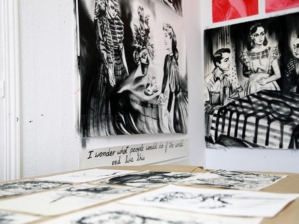 La Térmica lanza la quinta convocatoria de su programa de residencias artísticas