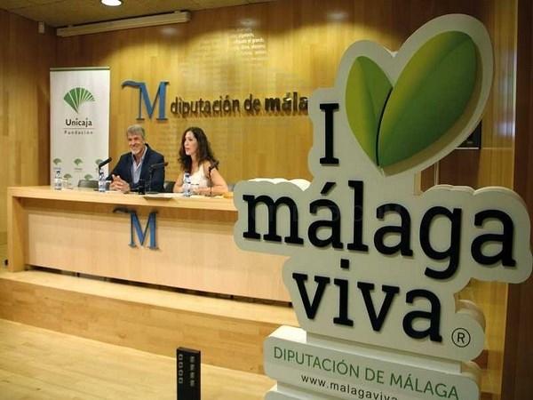 La Diputación de Málaga y Fundación Unicaja organizan 15 talleres educativos de elaboración de bombas de semillas en el Vivero Provincial