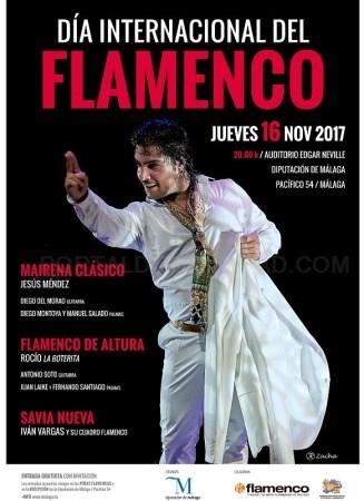 El Día Internacional del Flamenco reúne a lo más granado de la Bienal