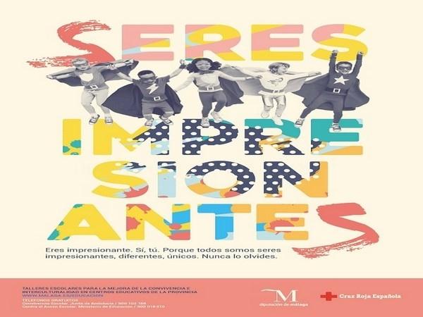 Más de 350 escolares participan en la campaña sobre interculturalidad 'Seres impresionantes' organizada por la Diputación