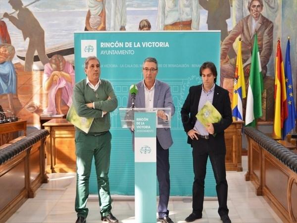 El Ayuntamiento de Rincón de la Victoria presenta un nuevo Plan de Movilidad Urbana Sostenible