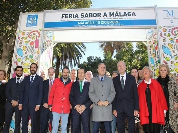Arranca la V Gran Feria 'Sabor a Málaga' con la entrega de premios a los mejores vinos y quesos de la provincia