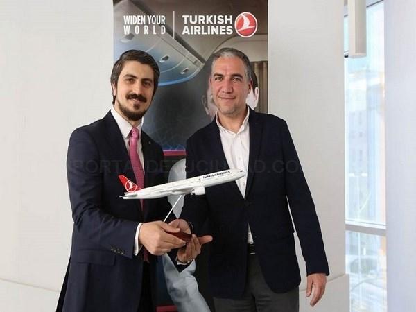 La Costa del Sol y Turkish Airlines refuerzan el puente aéreo entre Málaga y Estambul