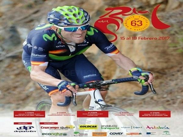 Rincón de la Victoria, meta volante de la 64ª Vuelta Ciclista a Andalucía Ruta del Sol