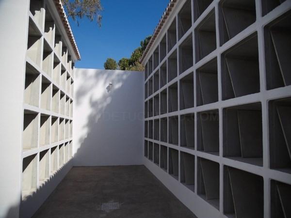 Finalizadas las obras de ampliación de nichos en el Cementerio de La Cala del Moral