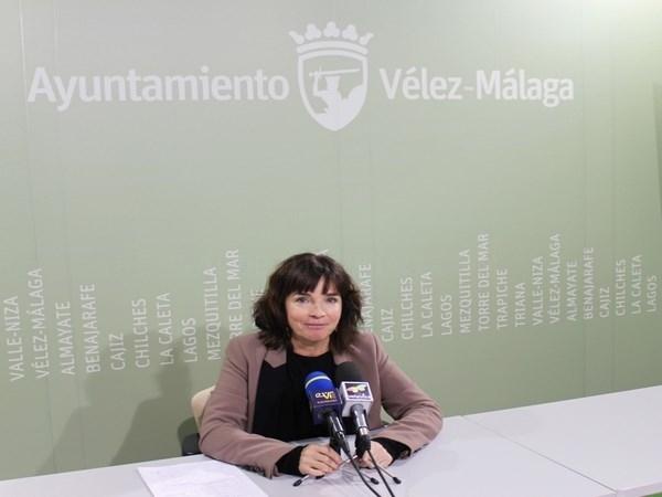 Cien vecinos tendrán trabajo gracias a los talleres de empleo que pondrá en marcha el Ayuntamiento de Vélez-Málaga