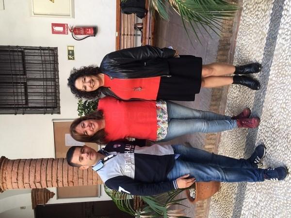 Vélez-Málaga acoge un nuevo encuentro de mediadores de los centros educativos de la Axarquía