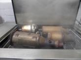 limpieza por ultrasonidos del filtro de particulas en madrid, limpieza de filtro FAP y DPF en madrid