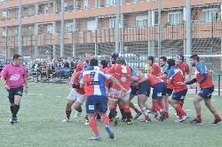 Otra victoria del Club de Rugby Alcalá