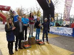 Entrega de premios de la Tactika Trail en Alcalá