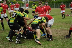 El Rugby Alcalá de se despide, hasta el año que viene.
