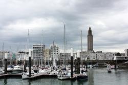 Le Havre, de los paisajes impresionistas a la ciudad impresionante