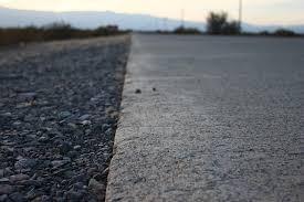 Se inician las obras de reparación de la carretera de Santos de la Humosa
