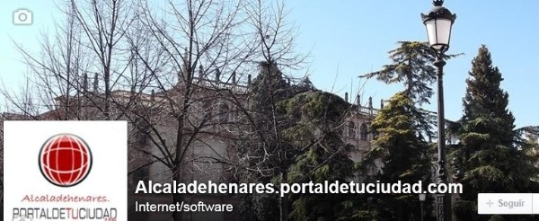 ¿CONOCES EL CANAL FB DE ALCALADEHENARES.PORTALDETUCIUDAD?