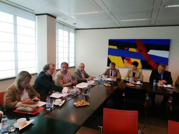 """Javier Bello: """"Aprobar un nuevo  Plan General de Ordenación Urbana es clave para crear empleo en Alcalá"""""""