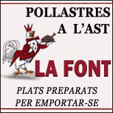 POLLASTRES A L'AST LA FONT