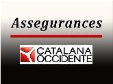 agentes de seguros catalana occidente, seguros manresa