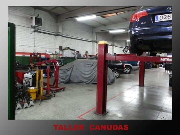reparar vehículos industriales, cambio de aceite manresa