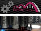 tubos calibrados automocion,  tubos de acero industriales