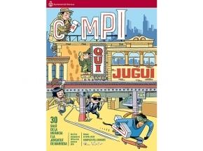 Cartell 30a edició Campi qui jugui