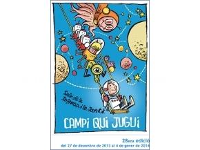 Cartell 28a edició Campi qui jugui