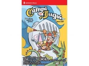 Cartell 22a edició Campi qui jugui