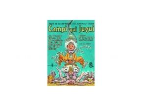 Cartell 19a edició Campi qui jugui