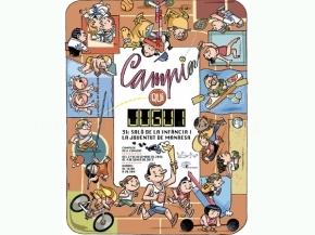 Cartell 31a edició Campi qui jugui