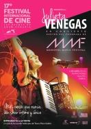 Ya están a la venta las entradas para asistir al concierto de Julieta Venegas programado en el Festival de Cine.