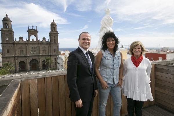 Rosana abrirá el Carnaval de 'La eterna primavera' con el pregón y un concierto en Santa Ana
