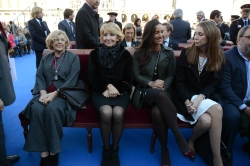 Carmena defiende un Madrid abierto, acogedor y que respete los derechos humanos