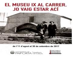 PAIPORTA INAUGURA UNA EXPOSICIóN URBANA DE FOTOS ANTIGUAS SITUADAS EN SUS EMPLAZAMIENTOS ORIGINALES