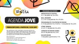 LA AGENDA JOVEN DE VERANO OFRECE TALLERES GRATUITOS DE BAILE, TEATRO, MANGA, PILOTAJE DE DRONES, BRAIN GAMES Y ESCAPE ROOM A LA JUVENTUD DE PAIPORTA