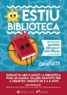TALLERES GRATUITOS DE MANUALIDADES EN LA BIBLIOTECA MUNICIPAL DE PAIPORTA PARA COMBATIR EL CALOR