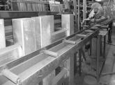 Carpintería de aluminio, Carpintería metálica