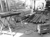 Diseño, fabricación, distribución y venta e instalacion de puertas, ventanas y cerramientos metálicos en Albal