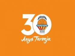 Así será el logo del 30 aniversario de Valencia Basket Club