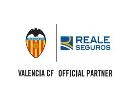 REALE Seguros, nuevo patrocinador del Valencia CF