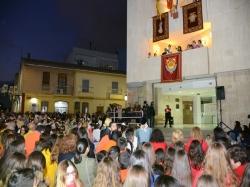 La 'Crida' marca el inicio de las Fallas 2017 en Paiporta