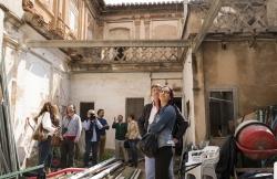 La Diputación ayudará a Beniparrell en la recuperación del claustro del Convento de Carmelitas