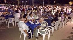 La cena de los Mayores cierra las actividades programadas para el mes de los Mayores