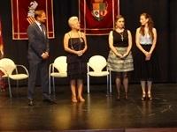 El Teatro de la Plaza acogió el pasado sábado en la celebración de la presentación del programa de Fiestas del Santísimo Cristo de Silla 2017