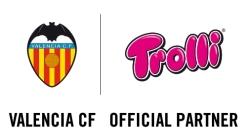 El Valencia CF y Trolli renuevan su acuerdo como Patrocinador Oficial