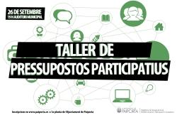 Paiporta comienza el proceso de elaboración de presupuestos participativos para el 2018
