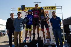 400 corredores disputan el Campeonato de Ciclocross celebrado en Picassent